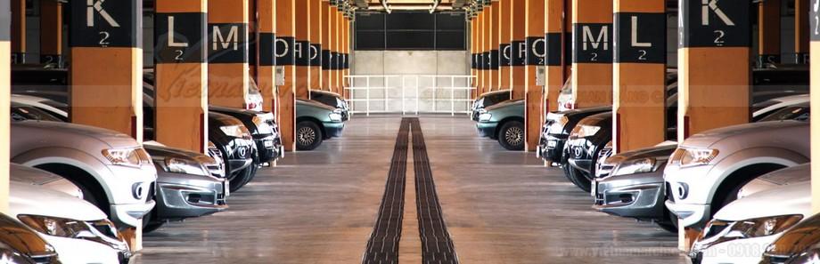 Công nghệ bãi đỗ xe tự động Porsche ở Miami