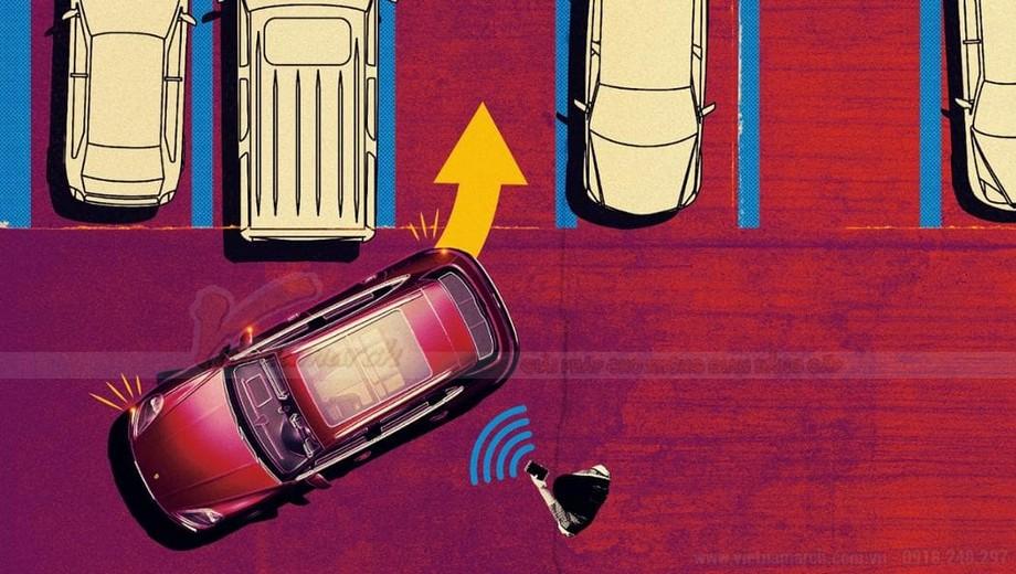 Công nghệ bãi đỗ xe tự động Porsche đi kèm với tính năng hỗ trợ thông minh công nghệ cao