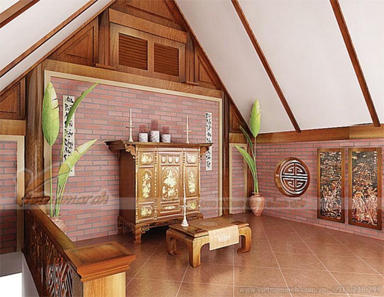 chọn nơi chỗ đặt tủ thờ cho phù hợp