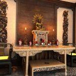 Những mẫu bàn thờ đẹp hiện đại cho nhà lô, nhà phố