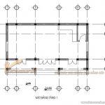 Hồ sơ bản vẽ thiết kế nhà thờ dòng họ Lê tại Thanh Chương – Nghệ An