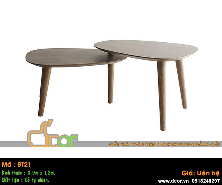 các mẫu bàn sofa đẹp hiện đại