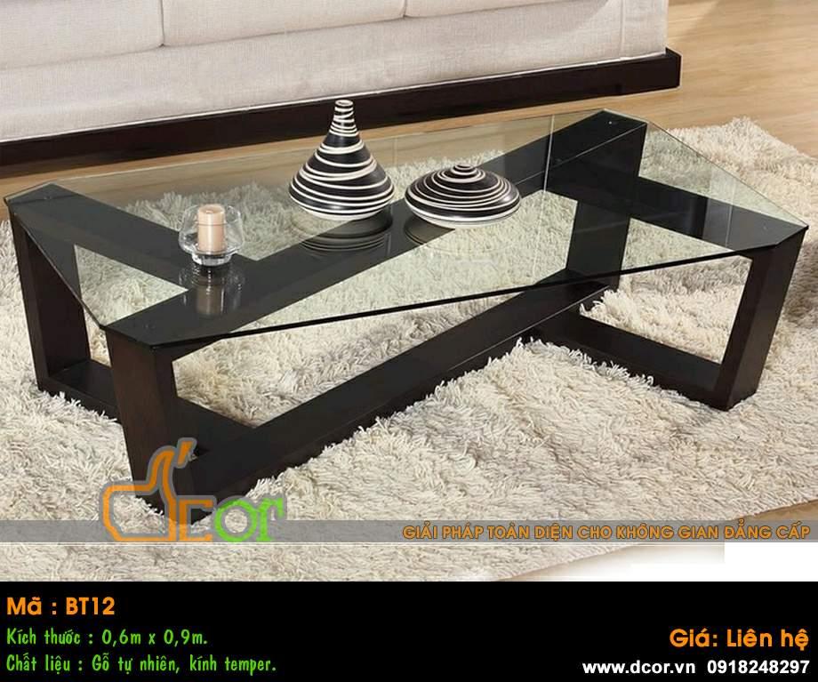 mẫu bàn sofa đẹp độc đáo