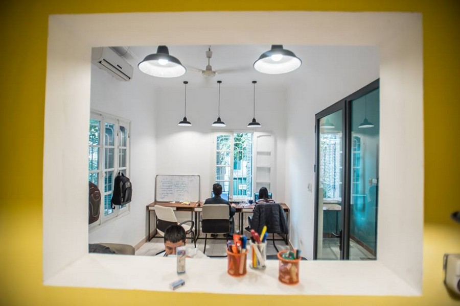 Coworking space Cầu Giấy