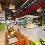 KiCoworking Space – Coworking space Lê Văn Lương đầy sáng tạo và hứng khởi