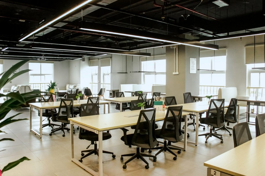 Coworking Space Mỹ Đình Phòng làm việc mở