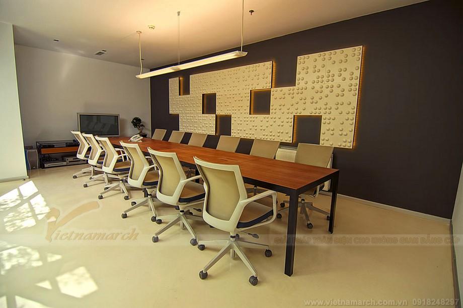 Thiết kế khôn gian phòng họp trong coworking space