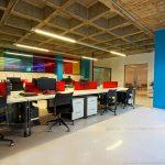 Dự án thiết kế coworking space xu hướng văn phòng mở nổi tiếng trong lòng Istanbul