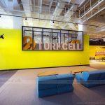 Dự án coworking space được đầu tư lớn nhất vào thiết kế nội thất