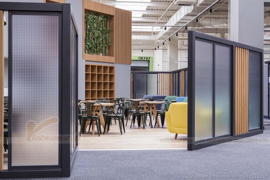 Đầu tư kĩ lưỡng về hình thức trang trí trong nội thất văn phòng