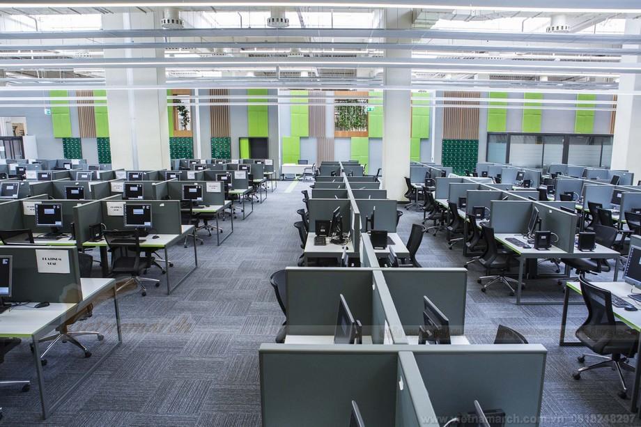 Những hình ảnh văn phòng đẹp bạn được trải nghiệm tại đây với màu săc đa dạng phong phú.