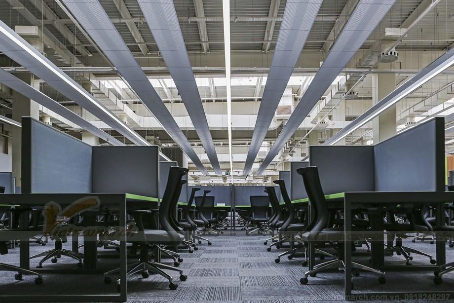 Những hình ảnh thiết kế văn phòng đẹp bạn được trải nghiệm tại đây với màu săc đa dạng phong phú