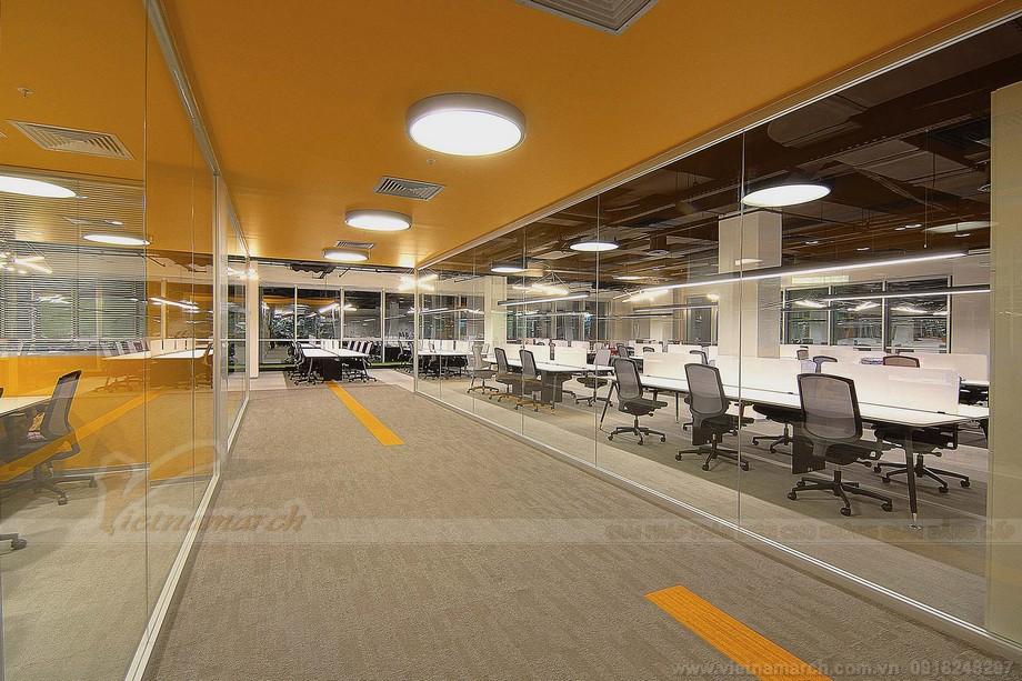 Thiết kế phong làm việc trong coworking space
