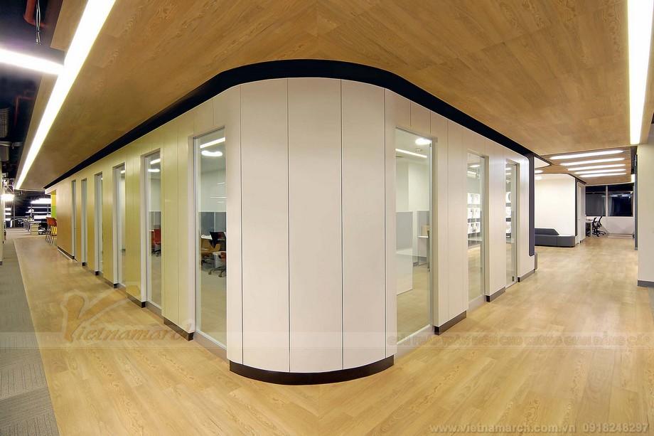 Thiết kế phòng làm việc coworking space