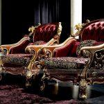 Những mẫu ghế sofa cổ điển đơn sang trọng, quý phái