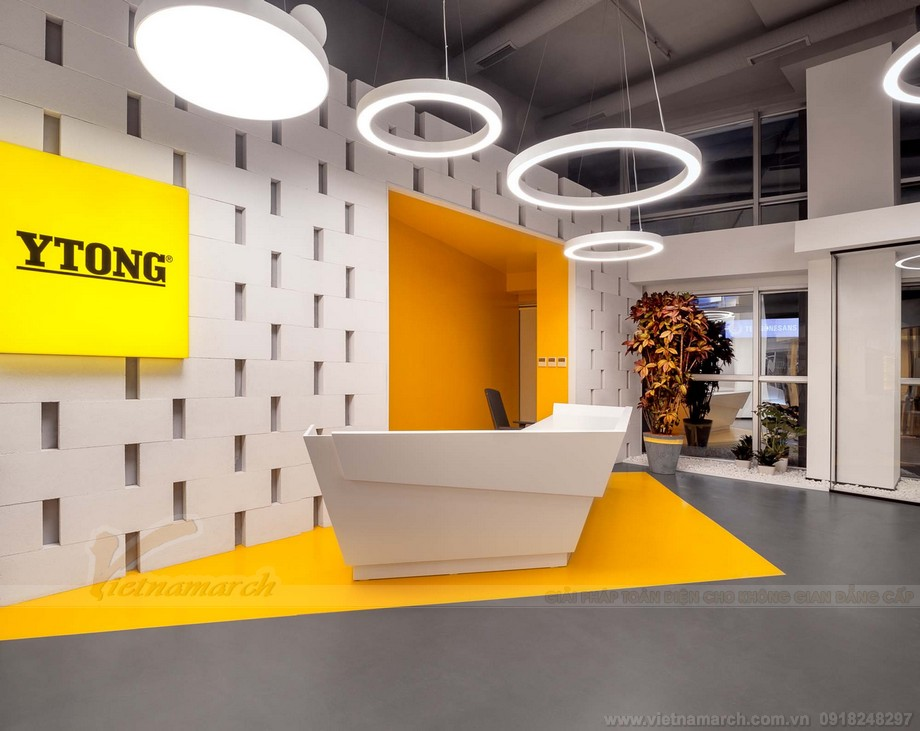 Thiết kế dự án coworking space