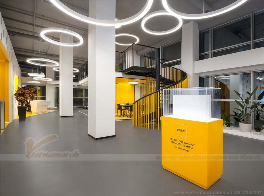 Thiết kế nội thất đẹp cho kinh doanh coworking sapce thành công