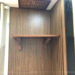 Chuyên cung cấp mẫu bàn thờ treo cùng tấm chắn ám khói cho chung cư Hà Đông