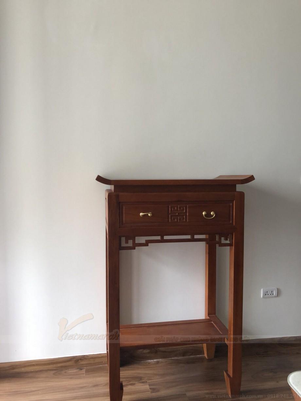 Lắp đặt bàn thờ cho chung cưVinata Khuất Duy TiếnTrung Hòa, Cầu Giấy, Hà Nội