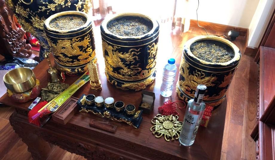 Lễ vật cần thiết cho lễ an vị bát hương