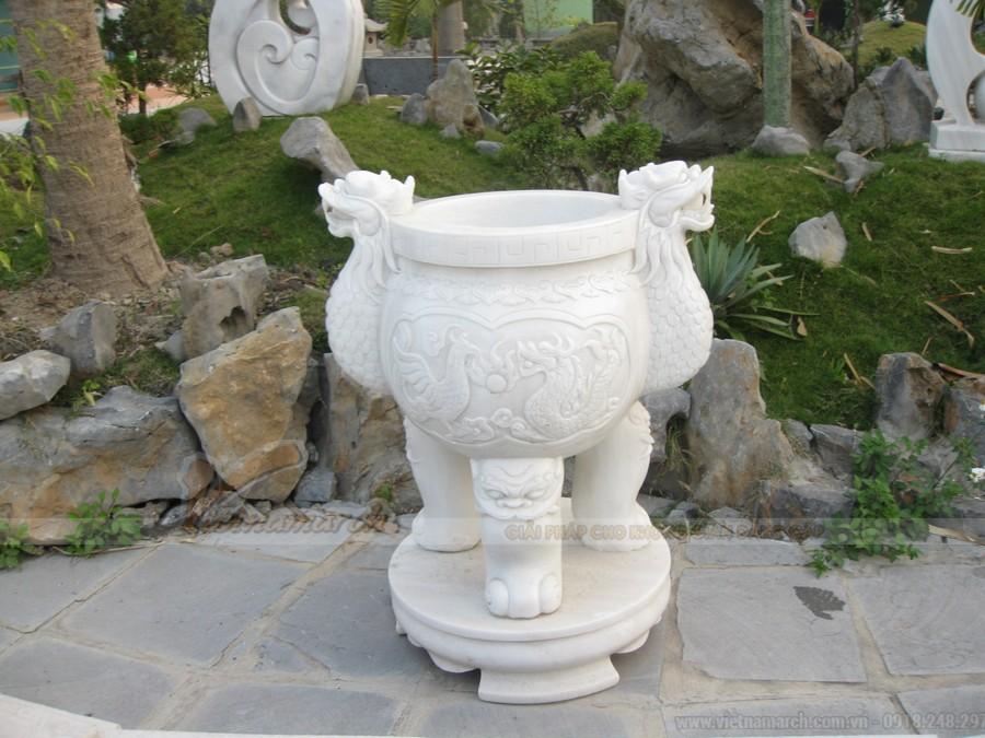 Tìm hiểu về lư hương thờ và các loại lư hương hiện nay: đồng, sứ, gỗ, đá,…