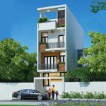 Nguyên tắc thiết kế và lợi ích của mẫu nhà phố,nhà ống