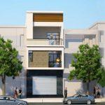 Top 5 mẫu nhà phố,nhà ống đẹp và sang trọng nhất