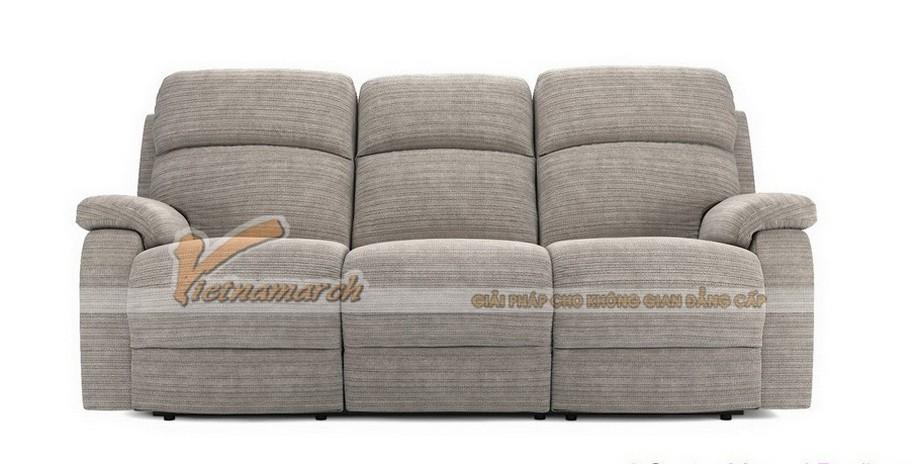 sofa văng vải nỉ có tựa cao