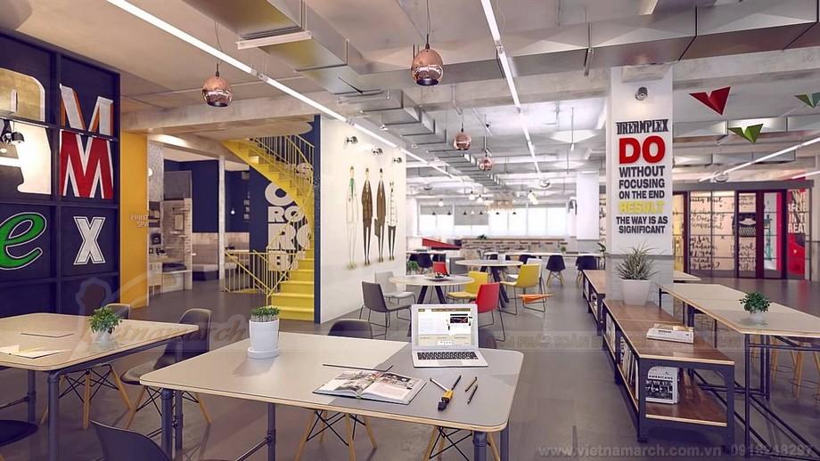 Mô hình Coworking space là gì?