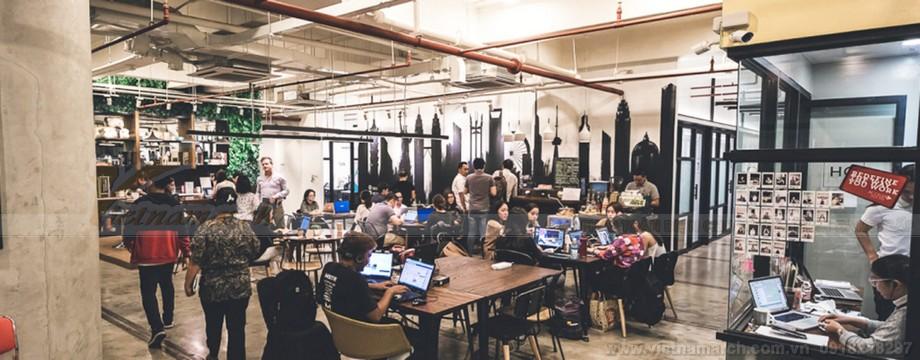 Mô hình coworking space kiếm tiền như thế nào? Vận hành ra sao?