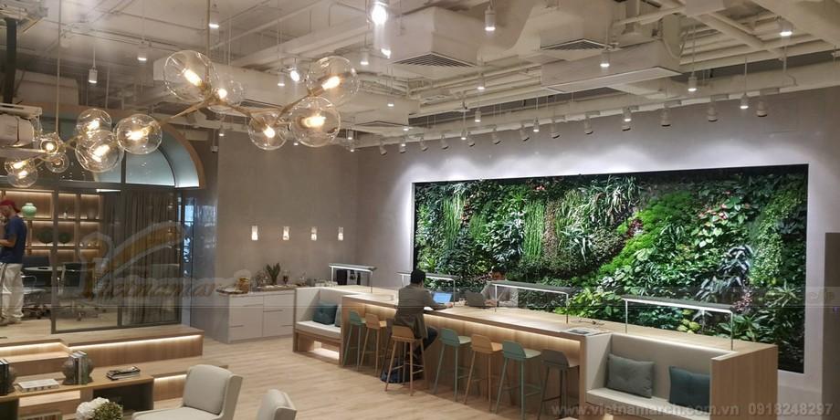 Cho thuê không gian coworking space làm văn phòng hội thảo