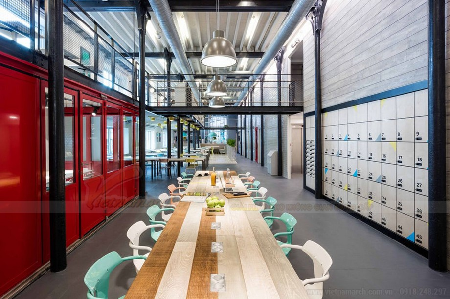 Lợi ích tiềm năng của coworking space đối với tinh thần làm việc tập thể của nhân viên