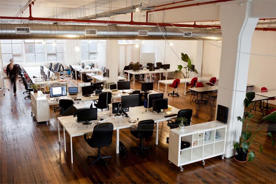 Coworking space - Môi trường làm việc hiện đại và sang trọng