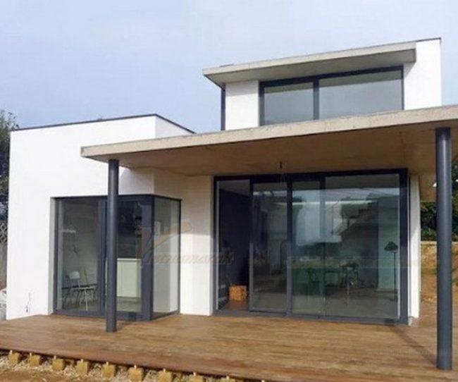 Nhà container – độc đáo, tiện ích với chi phí thấp