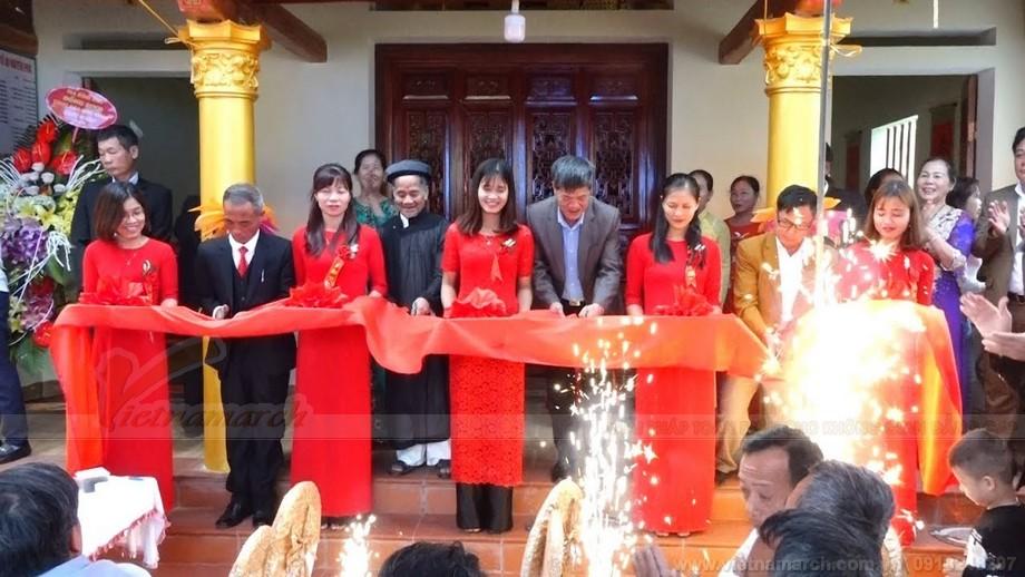 Nhà thờ họ Phạm trên đất nước Việt Nam