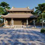 Những mẫu thiết kế nhà thờ họ Trịnh ở Thanh Hóa