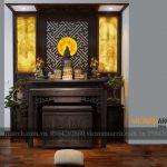 25 mẫu thiết kế nội thất phòng thờ hiện đại chuẩn phòng thủy khiến gia chủ duyệt ngay !