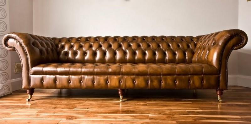 Sofa văng hay còn gọi là sofa băngđược thiết kế như hình chữ I