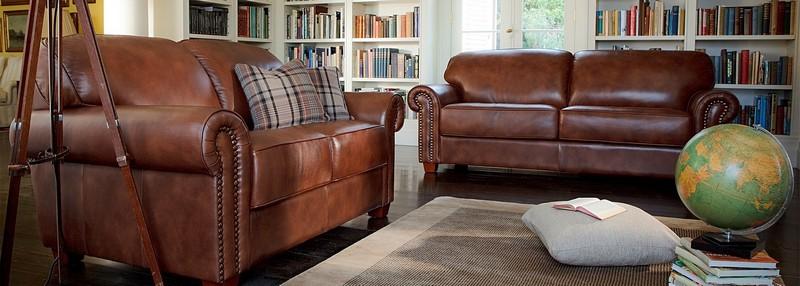 Mẫu sofa văng da bò đẹp hiện đại- nội thất hoàn hảo