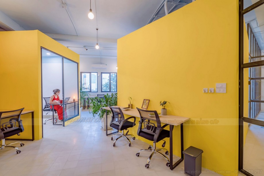 Xu hướng kinh doanh coworking space ở Việt Nam