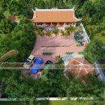 Hồ sơ: Thiết kế nhà thờ dòng họ và tiểu cảnh sân vườn tại Ninh Bình.