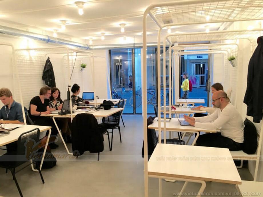 Coworking space Coworkshop tại Paris, Pháp