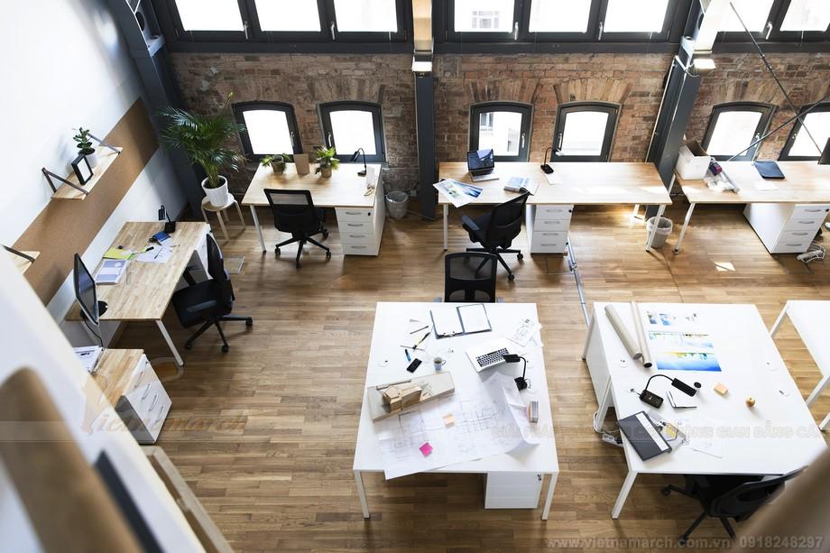 Ưu điểm của không gian coworking space