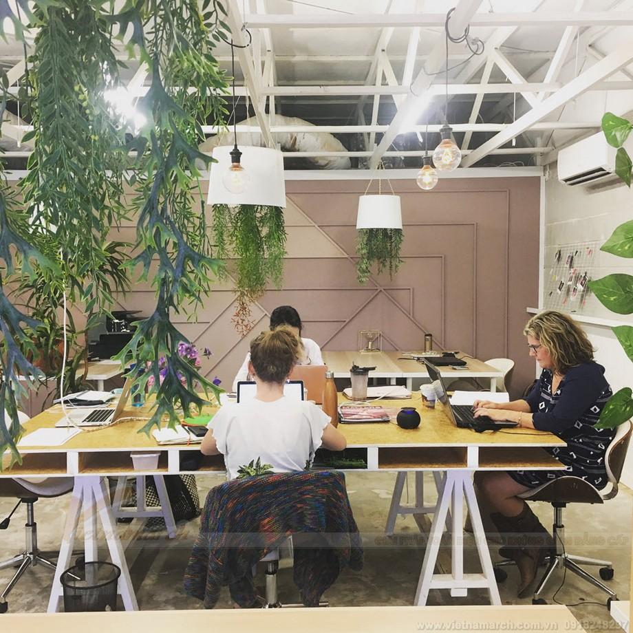 Nhược điểm của Co-working space