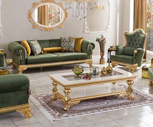 Tìm mua những mẫu sofa cổ điển thanh lý giá rẻ