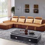 Chiêm ngưỡng vẻ đẹp của những mẫu sofa da cao cấp nhập khẩu giảm giá lớn