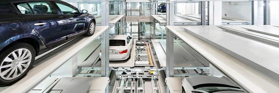 Bãiđỗ xe thông minh là giải pháp giao thông an toàn, văn minh