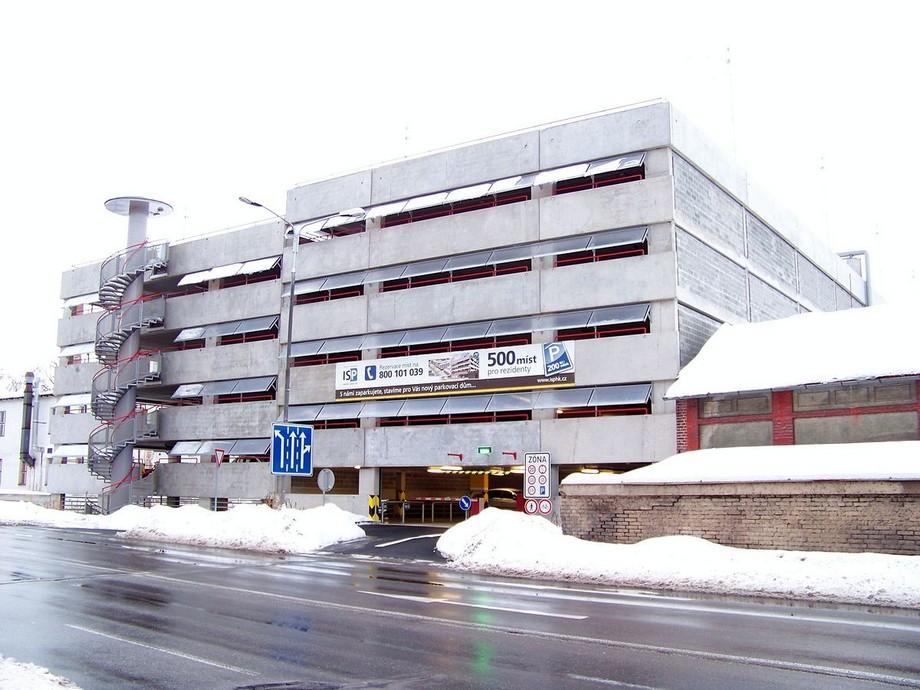 Sự cần thiết phải có bãi đỗ xe tự động trong trung tâm thương mại