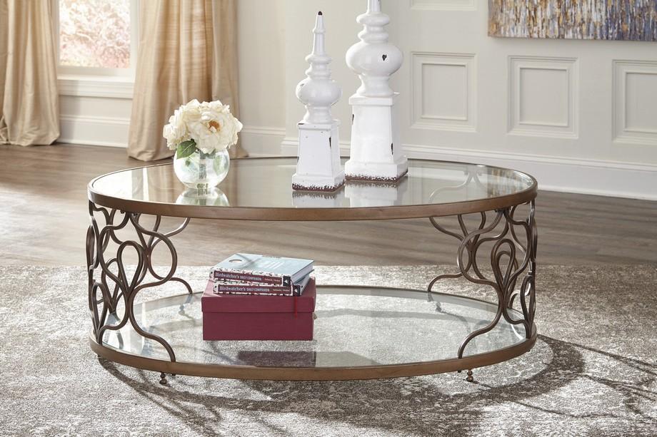 Bàn sofa cổ điển cao cấp với thiết kế đẹp