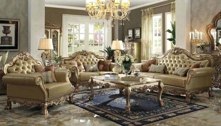 Gỗ được xử lý đúng quy trình kỹ thuật chống mối mọt, cong vênh trong quá trình sử dụng giữ nguyên được vẻ đẹp cổ điển cho bàn sofa
